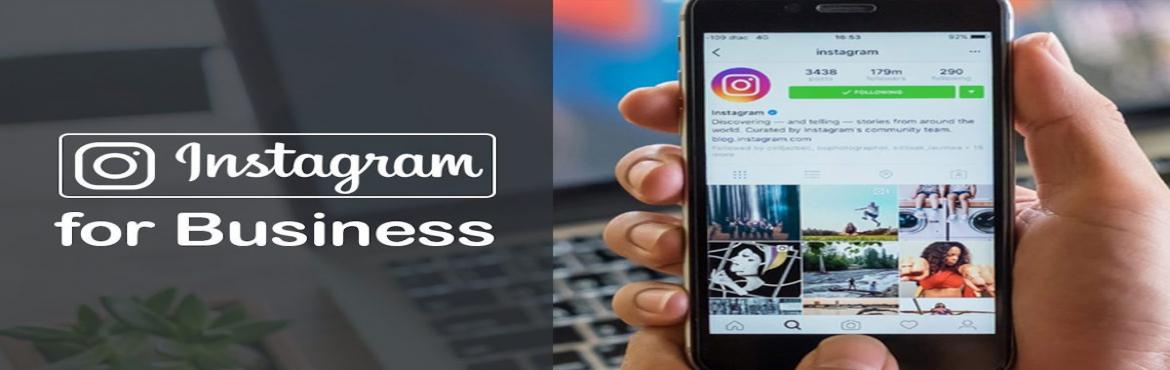 Book Online Tickets for Instagram for Business, Mumbai. Learn how you can build and promote your business or brand along with your products and services using this popular photo-sharing app for your personal and business growth and influence.  Things you will learn:  Free software for content creati