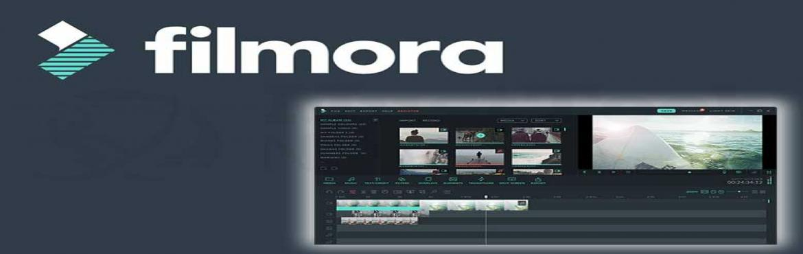 Book Online Tickets for Video Editing, Mumbai. This workshop is for you to learn video editing on filmora a professional video editing software by wondershare. You will learn how to edit your videos step by step in a professional manner. You no longer need to depend on anyone else and can edit yo