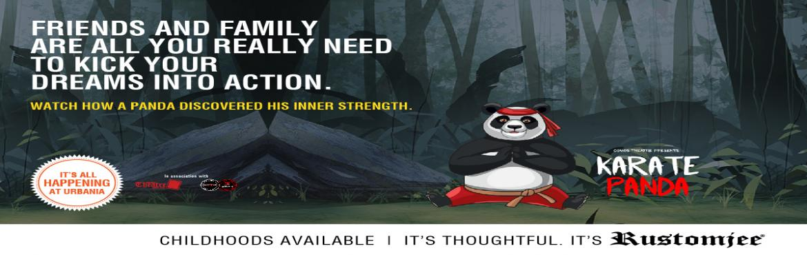 Book Online Tickets for Karate Panda Comes to Leons World, Thane. Kids and technology! The one thing most parents are concerned about is how to get their kids away from their gadgets – i-pads, smart phones, laptops…Leon's World Centre for Holistic Learning and Development understands these concer
