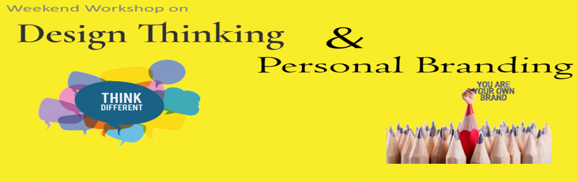 Book Online Tickets for Personal Branding, Bengaluru. We bring to you the 2 most powerful workshops : Design Thinking and Personal Branding Design Thinking is a method for the practical, creative resolution of problems using the strategies designers use during the process of designing. Explore the Desig
