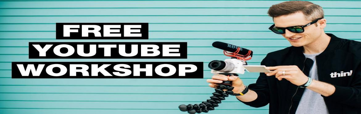 Book Online Tickets for Free YouTube Workshop, Mumbai.  This workshop will helpyoulearn the immence scope of the video industry and the enormous successyoucan achieve bybecoming a youtuberand startingyouryoutube channel andgrowingit organi