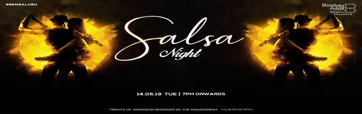 Book Online Tickets for SALSA Night At Bombay ADDA by DJ Abhikiz, Bengaluru. Please Contact @ 9900680221 for any information or queries.      IMPORTANT : 1) Girls and Couple Walkin FREE whole Night 2) STAG Not Allowed 3) STAG can come in group ,2 STAG can come with 1 GIRL. ENTRY is FREE for All. Salsa,Bachata,Kizomba Social P