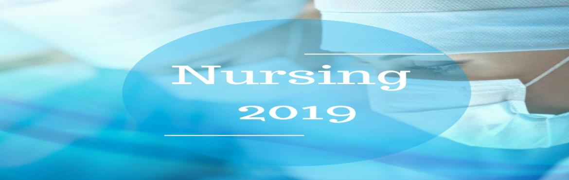 Book Online Tickets for 2nd Edition Of Nursing World Congress an, Las Vegas. Onbehalf of Committee, It gives us great pleasure to announce that ourSecond Editionof Nursing World Congress and Health Care(NWH 2019)held duringSeptember 17-19, 2019atLas Vegas, Nevada&nbs