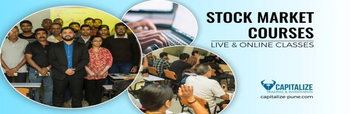 Book Online Tickets for Stock Market Pro Course, Pune.  Instructor lead classroom program takes place Spans over 2 Weekends             Day 1)Foundation Basics 6 Hrs -Understand Stock Market Terms, Concepts & Corporate Jargon -Learn to use Trading Terminal -Read Company Reports and Financia