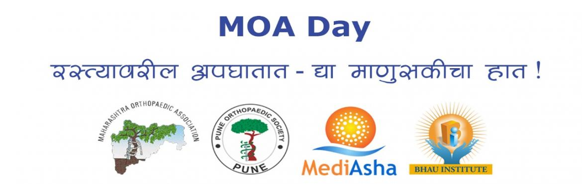 Book Online Tickets for Awareness program on Educating bystander, Pune. MediAsha Technologies in accordance with Maharashtra Orthopaedic Association (MOA) and Pune Orthopedic Association is carrying out an awareness program on \'Educating bystanders about Pre-hospital Trauma Care\' This insightful session by Orthopaedic