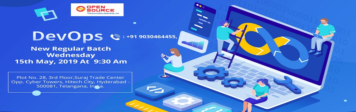 Book Online Tickets for Attend Free Demo On DevOps Training-To M, Hyderabad. About The Free Demo: DevOps is the latest buzz word in the IT & corporate sector & has emerged out becoming one among the most desired career professions of the 21st century. DevOps strategies help in attaining continuous software delivery th