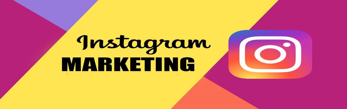 Book Online Tickets for Instagram Marketing, Mumbai. Learn how you can build and promote your business or brand along with your products and services using this popular photo-sharing app for your personal and business growth and influence.   Things you will