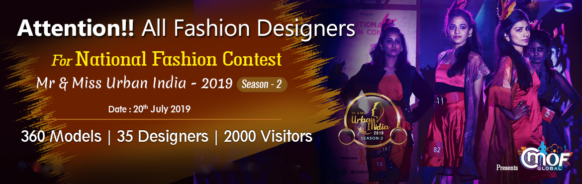 Book Online Tickets for Attention All Fashion Designers, Hyderabad.  Registrations are ON!! Fashion Designers I don't do fashion – I am fashion In order to be irreplaceable one must be different and to prove it, one must get a chance. Yes, if you are the one looking for a great opportunity to display
