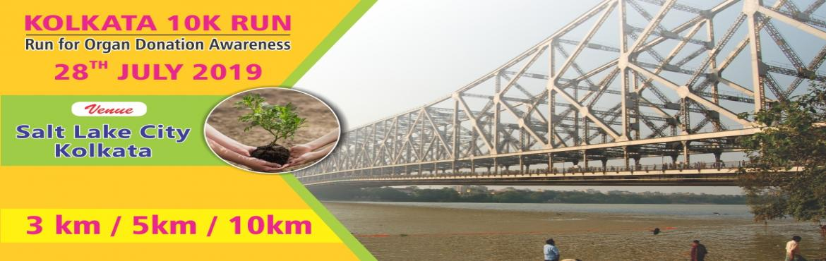 Book Online Tickets for Kolkata 10k Run 2019, Kolkata. KOLKATA 10K RUN Run For Organ Donation Awareness  Since 2016, Gift of Life Donor Program, together with our dedicated volunteers, has hosted the Event to promote organ and tissue donation. The Event celebrates the life-saving power of don