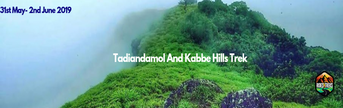 Book Online Tickets for Tadiandamol and Kabbe hills trek., Tadiandamo.  You start walking along the water stream on a treacherous jungle terrain until you find the big rock right in the middle of the jungle..You click some amazing pictures and start trekking again to find huge stretches of grasslands with beautiful