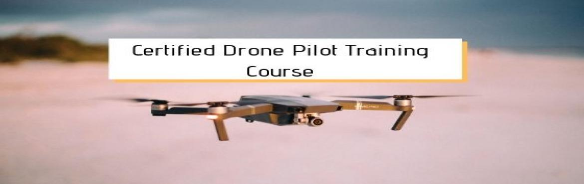 Book Online Tickets for Certified Drone Pilot Training, Greater No. Our Professional Drone Piloting Course develops the skill set required for the Drone Piloting job. We train and certify Cadets as Drone Pilots by providing hands-on practice and experiences on live operational projects. Our curriculum is progressive