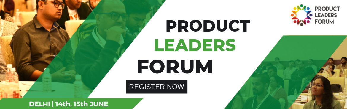 Book Online Tickets for Product Leaders Forum - Delhi, Gurugram. About PLF:PLF is a volunteer-driven non-profit for practitioners, by practitioners. Our mission is to create an essential and unique platform for Product Leaders. We bring together diverse perspectives & robust dialogue around product think