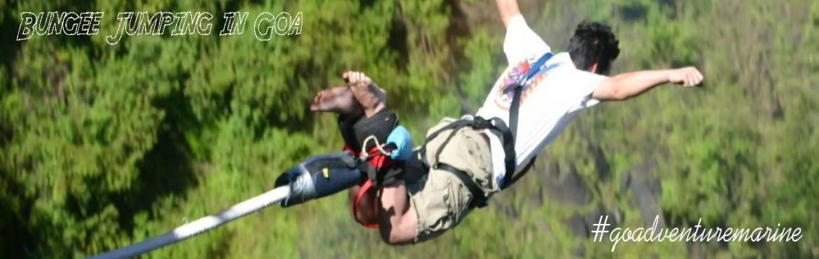 Book Online Tickets for Bungee Jumping In Goa at Anjuna Beach , Goa. Bungee Jumping In Goa Near Anjuna Beach Goa Is the best destination in India for Holidays enjoying with family and friends. Anjuna Beach most attractive and popular location in North Goa. Anjuna is famous for its trance parties held on th