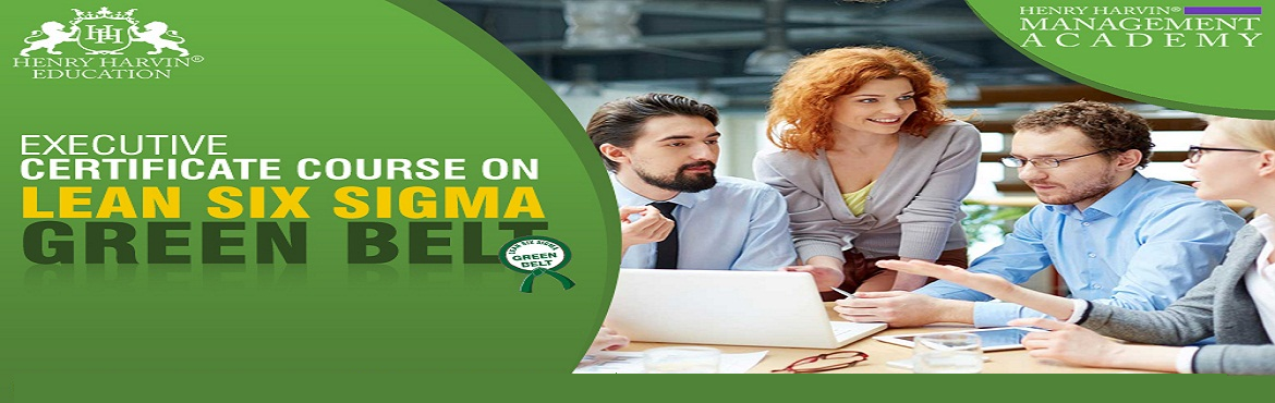 Book Online Tickets for Lean Six Sigma Green Belt Course by Henr, New Delhi.   Henry Harvin® Education introduces 4-days/32-hours Classroom Training Session. Based on this training, the examination is conducted, the basis which certificate is awarded. Post that, 6-months/12-hours Classroom Action-Oriented Sessions wi