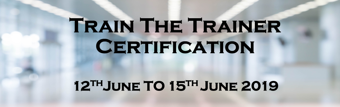 Book Online Tickets for Train The Trainer Certification, Bengaluru. Bodhih's Train The Trainer workshop is a one of a kind comprehensive program that incorporates both classroom + online based blended learning approach. It is a well-designed program that helps you enrich your overall training effectiveness. Our