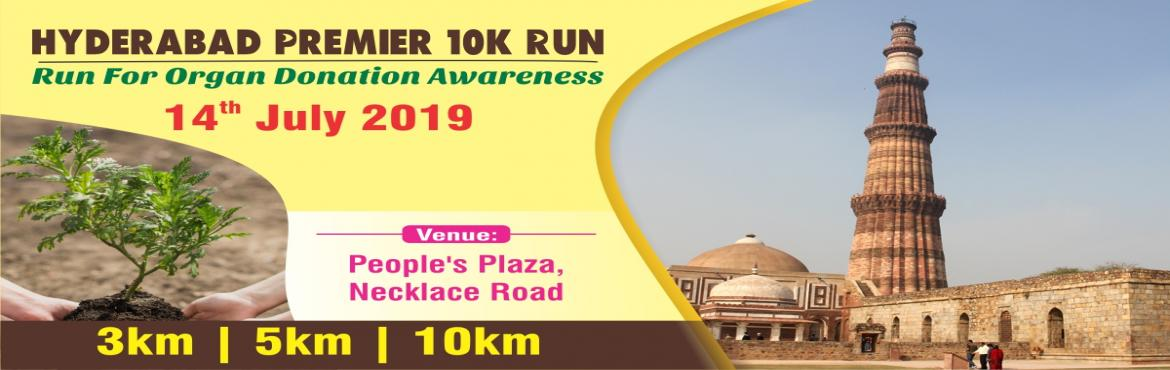 Book Online Tickets for Hyderabad 10K Premier Run, Hyderabad.  Run For Organ Donation Awareness  Since 2016, Gift of Life Donor Program, together with our dedicated volunteers, has hosted the Event to promote organ and tissue donation.  The Event celebrates the life-saving power of donation and h