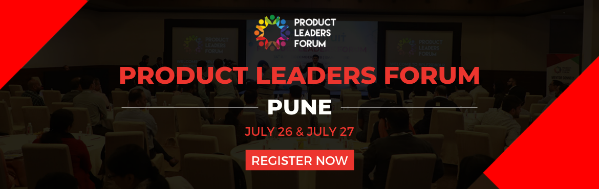 Book Online Tickets for Product Leaders Forum - Pune, Pune. About PLF: PLF is a volunteer-driven non-profit for practitioners, by practitioners. Our mission is to create an essential and unique platform for Product Leaders. We bring together diverse perspectives & robust dialogue around product think