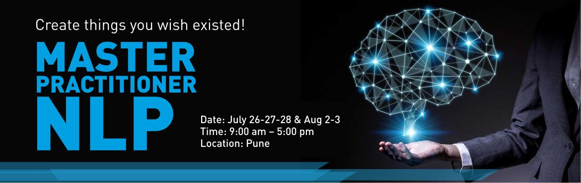 Master NLP Practitioner Program - Pune | MeraEvents.com