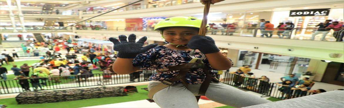 Book Online Tickets for Summer Camp, Thane.   Summer Boot Camp at KORUM Mall What: Get your children to keep their iPads and PlayStations at bay and have some real fun this summer as KORUM play host to the largest Summer Adventure Boot Camp. This season let your child learn amazing s