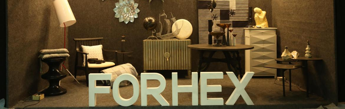 Book Online Tickets for Forhex Fair 2019, Jaipur. Forhex Fair 2019 will be one of the biggest home and lifestyle products fair in India also including a big food and beverages area.   Federation of Rajasthan Handicrafts Exports or FORHEX organizes FORHEX FAIR The Fair is held over 4 days genera