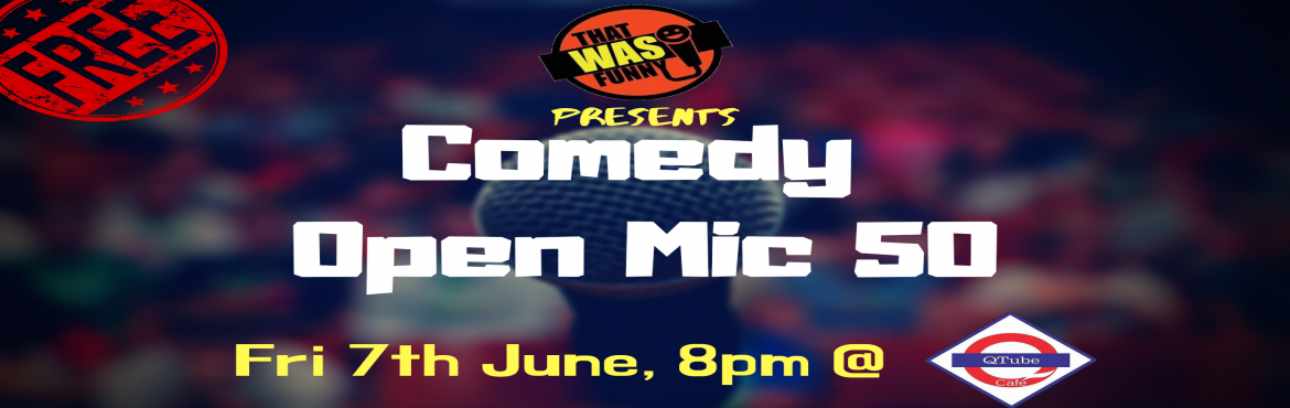 Book Online Tickets for Comedy Open Mic-50 FREE ENTRY, Mumbai. FREE ENTRY \