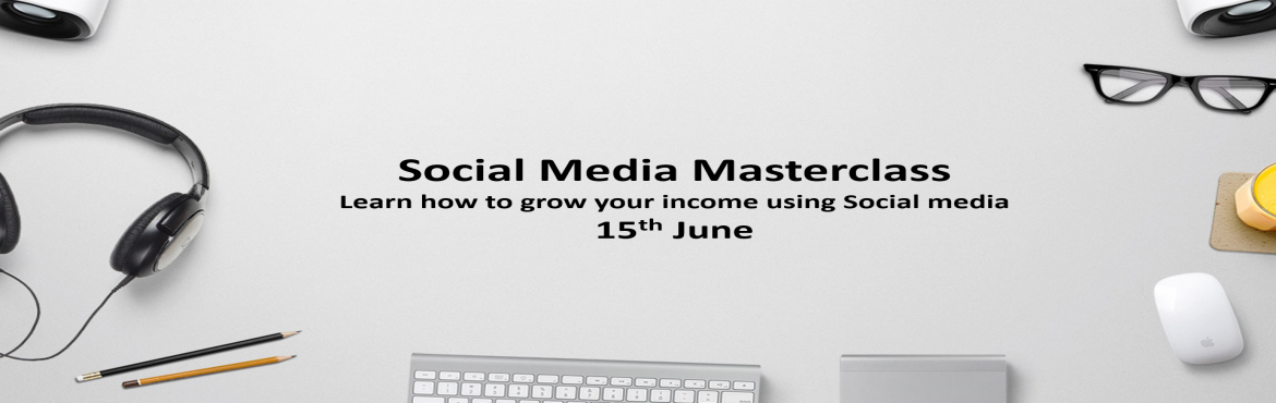 Book Online Tickets for Social media masterclass, Mumbai.  Decode the best-kept secrets of Digital Marketing with Hitesh Motwani A workshop with Hitesh Motwani will help business owners, working professionals or students to understand all the nitty-gritties of Social media marketing and how to increas