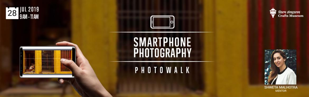 Book Online Tickets for Guided Smartphone Photowalk, New Delhi. Smartphone Photowalk   National Handicrafts and Handlooms Museum   The museum is situated at a prominent location of Delhi facing the Purana Qila complex. It was set up over a period of 30 years by the efforts of the renowned freedom fighte
