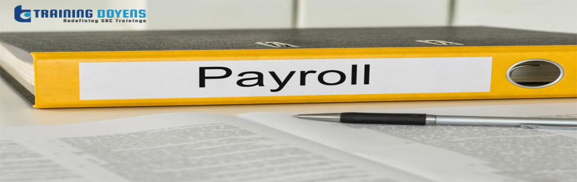 Book Online Tickets for Payroll Tax Issues for Multi-State Busin, Aurora. OVERVIEW This payroll training will offer participants an understanding of the employee payroll tax and compliance implications of conducting business within a state. The webinar will also help in optimizing thepayroll managementsystem by