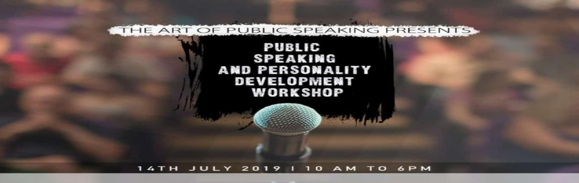 Book Online Tickets for Public Speaking and Personality Developm, New Delhi.  What does it take to be a MOTIVATIONAL SPEAKER?  Find out in our workshop.  100% results so far. You could be the next!!  Things you will learn: Develop successful Speaking Skills and communicate effectively.Develop Leadershi