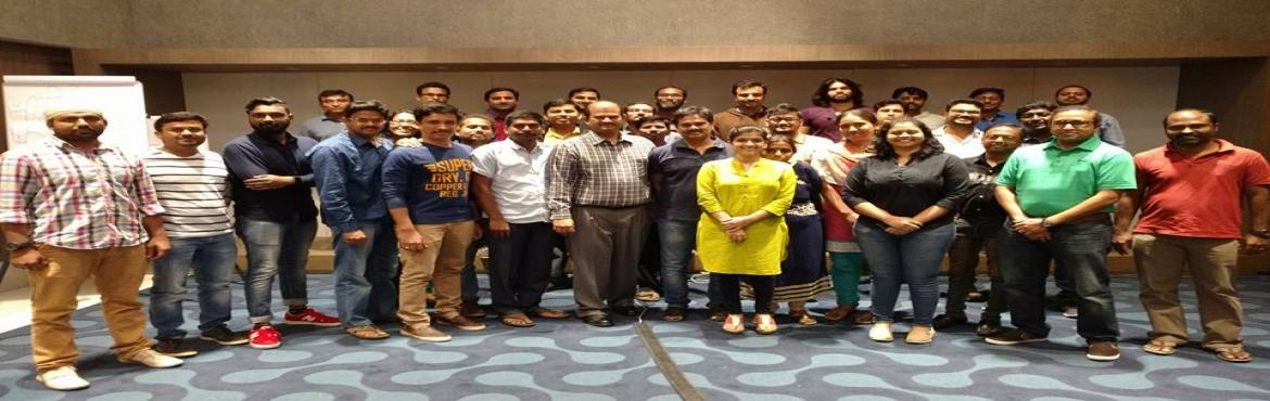 Book Online Tickets for CSM Training in Hyderabad By CST Nanda L, Hyderabad. Certified ScrumMaster (CSM) Training in Hyderabad By CST Nanda Lankalapalli About your Trainer:     Nanda Lankalapalli has been involved in software development since 1992. He has unique combination of skills. As a Certi