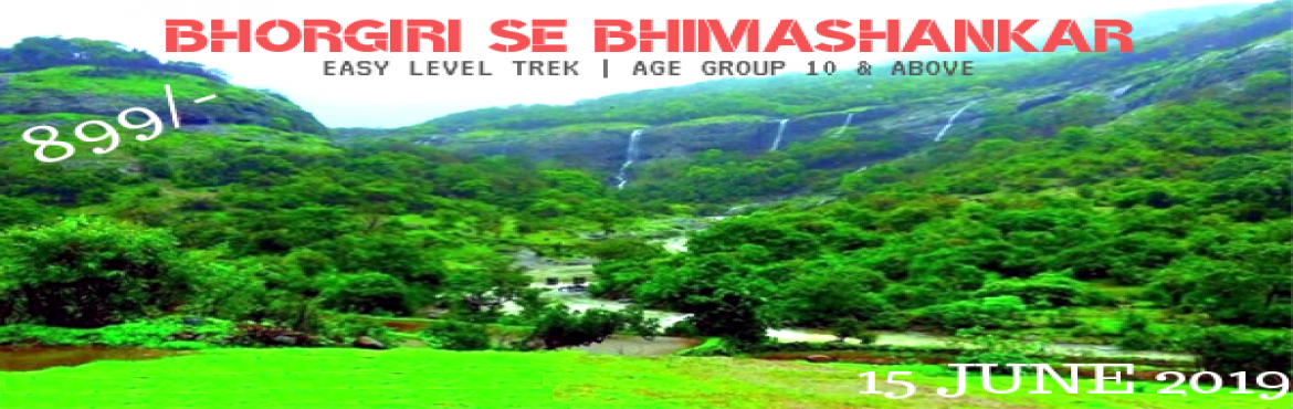 Book Online Tickets for BHORGIRI SE BHIMASHANKAR 15 JUNE 2019, Pune. Bhorgiri to Bhimashankar hike route is through dense jungle and provides many opportunities for nature lovers and particularly shutterbugs. One can also have the chance of beholding the state animal of Maharashtra, the Giant Squirrel, also known as &