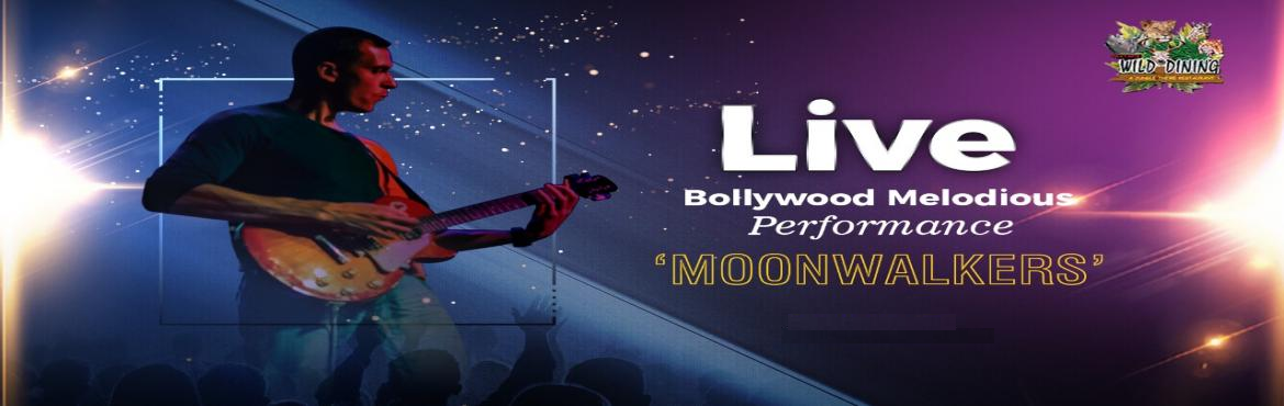 Book Online Tickets for Moonwalkers Night With WildDining, Mumbai. We are waiting to serve you the Best this Saturday night. Enjoy evergreen Bollywood songs to have a great time with your friends and family only at #ATMRP with Moonwalkers Band.