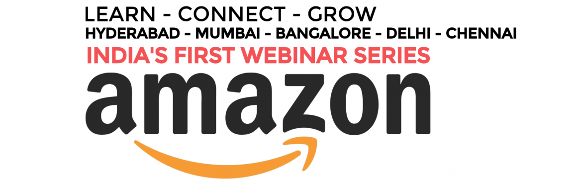 Book Online Tickets for Amazon Sellers | FBA | Online Entreprene, Bengaluru. GET A CHANCE TO CONNECT WITH OTHER ONLINE ENTREPRENEURS   What is Multichannel Selling Online Platform? Hi, welcome to our Webinar, most people know about how a multichannel selling platform can help their online selling business. Join