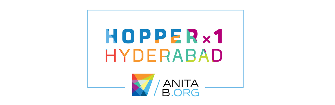 Book Online Tickets for HopperX1 Hyderabad , Hyderabad. The Hyderabadcommunity.AnitaB.org is excited to be organizing HopperX1 in Hyderabad on 18 July, 2019 from 8:00 am - 5:00 pm. HopperX1 is a one-day event modeled after the popular Grace Hopper Celebration India (GHCI) con