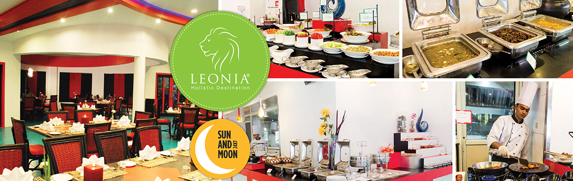 Book Online Tickets for Evening Buffet at Leonia, Hyderabad. Leonia Holistic Destination brings you an evening of exquisite treat. A one plus one evening buffet with an array of delicious options to devour. Experience this fabulous meal with your loved ones at Leonia.