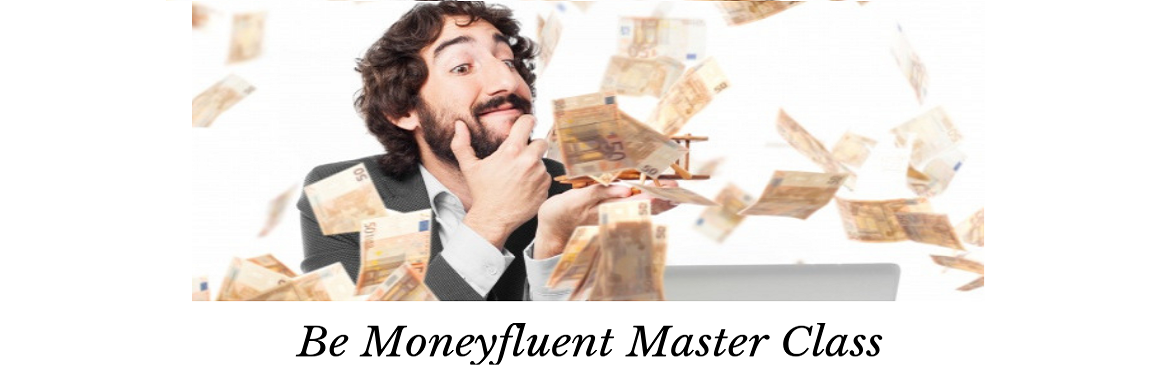 Book Online Tickets for The BE MONEYFLUENT Masterclass, New Delhi. What if the only thing standing between Money & You is YOUR BELIEFS?   Identify Your relationship with money Your childhood beliefs that stop you from creating the wealth you desire What blocks you from money flowing to you. &