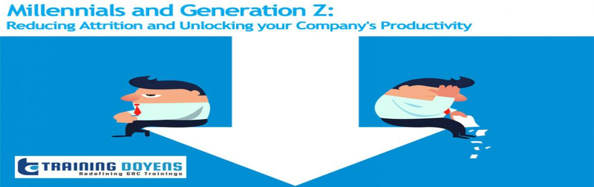 Book Online Tickets for Unlock your companys potential: how to b, Aurora.  OVERVIEW Employers that are savvy enough in managing the millennial generation as well as the Generation Z, and leveraging their talents and skills can turn the odds in their favor. Our upcoming webinar discusses how to motivate, engage, and b