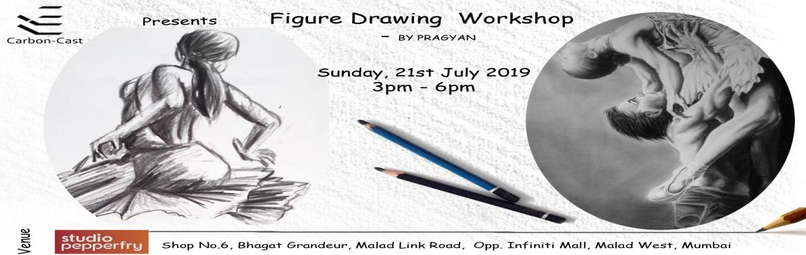 Book Online Tickets for Figure drawing workshop with Pragyan Kra, Mumbai. Have you ever wondered how fascinating it is to draw human figures in different actions? Are you mesmerized by pencil drawings and always wanted to capture your surroundings on your sketchbook? But not quite sure how to start off? Well, this one is f