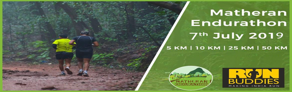 Book Online Tickets for Matheran Endurathon - Monsoon Edition, Mumbai. Welcome to the Monsoon Edition of the one of the most happening and adventurous runs of the Monsoon Marathon Challenge , the Matheran Endurathon! Last year we broke all barriers and had probably one of the best experiences we have ever had with the M