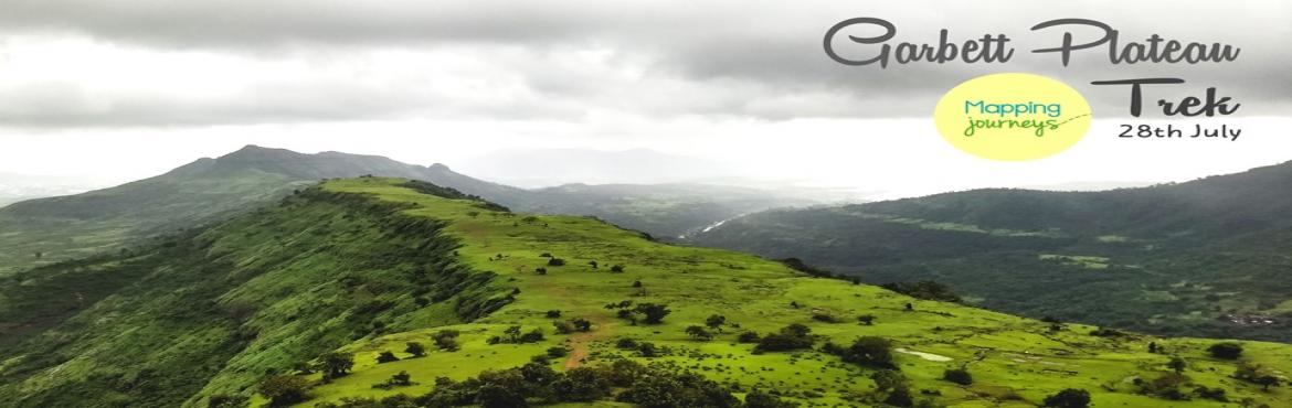 Book Online Tickets for Garbett Plateau Trek | Mapping Journeys, Matheran.  Matheran has garnered reputation of One of the most favourite hill station. The Bountifull Rains, Good Greenery and Waterfall around...   Garbett Plateau is located in the south west direction of matheran offering a 360 degree view of one