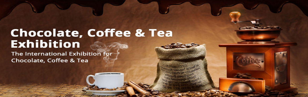 Book Online Tickets for CHOCO TEA EXPO 2019 , Mumbai. Chocotea Expo is a key event for the chocolate, coffee and tea industry. The event will organize an exhibition, conference program, tea masters. Exhibition rightfully claims to be one of the key professional events in the field of Chocolate, coffee a