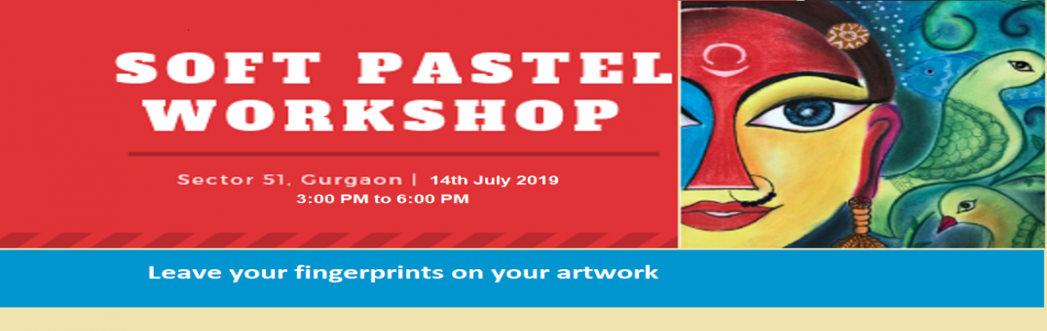 Book Online Tickets for Soft Pastel Workshop in Gurgaon , Gurugram.  Come join us and de-stress yourself one weekend with the creative Soft Pastel Workshop !! In this Workshop, techniques of soft pastel colors will be covered with a lot of tips and tricks. Participants learn the art of soft pastels and take home