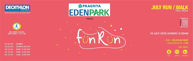 Book Online Tickets for Decathlon Run Series - Fun Run, Chennai. DECATHLON OMR Padur presents FUN Run/Walk on 14 July 2019, Sunday 05:30 AMMen, Women & Children05:30 AM ~ Zumba06:00 AM ~ 10 KM06:05 AM ~ 5 KM06:10 AM ~ 3 KM06:15 AM ~ 1 KMRegistration Fees: INR 200 & INR 450 (Includes T-shirt)T-shirt |