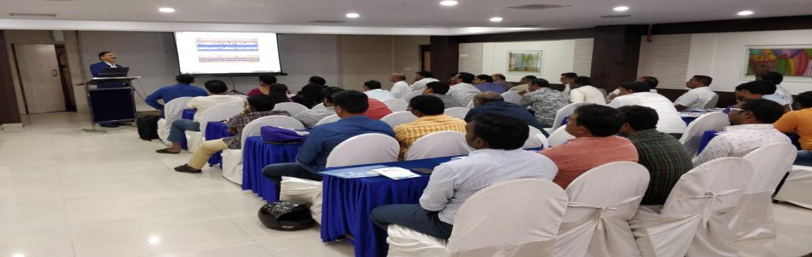 """Book Online Tickets for  INDUSTRY SETUP TRAINING  THE NEXT LEVEL, Vijayawada. Dr.Mynampati Sreenivasa Rao. MBA.Ph.D`s """"INDUSTRY SETUP TRAINING –THE NEXT LEVEL OF EDP"""" Vijayawada: 20-07-2019 SATURDAY In this program, there will be discussion on 50 innovative, modern and profitable projects. Some importan"""