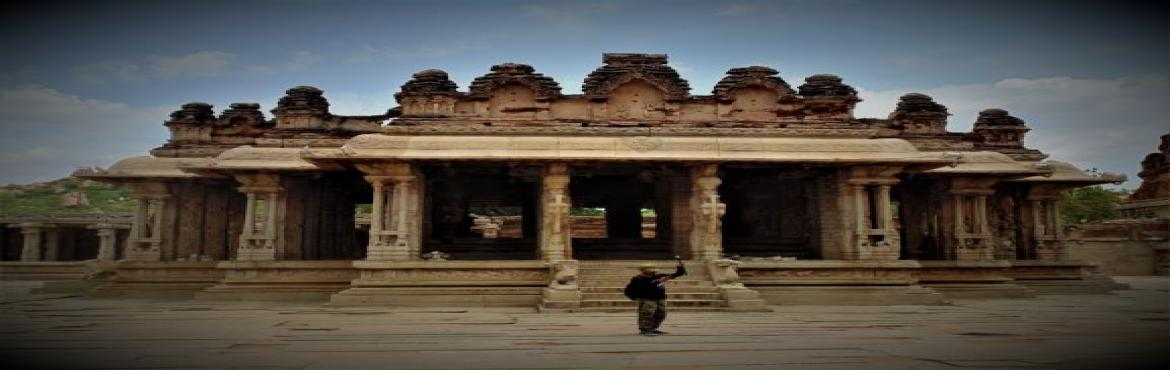 Book Online Tickets for Hampi Backpackers Trip , Hampi. Namaste..!!! welcome to family of Wild Trekkers Greetings from Wild Trekkers! Thank you for enquirer with us.We understand that you would like to exploreHampi. To assist you with your holiday planning, a snapshot of the Journey along with the d