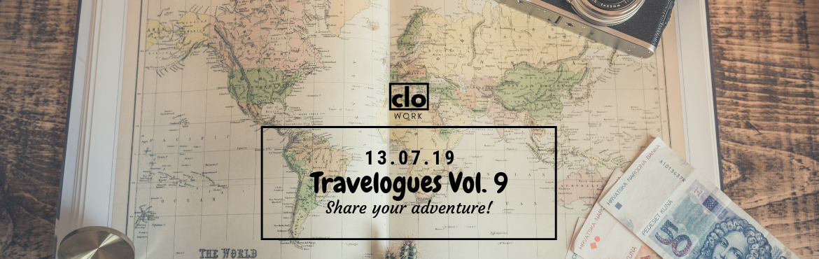Book Online Tickets for Travelogues - Vol 9 , Hyderabad. Whether you\'re traveling for business, on a one-week family holiday, or have sold everything to pursue a life on the road, traveling can make you a happier person by building self-confidence, providing new experiences and memories, breaking the rout