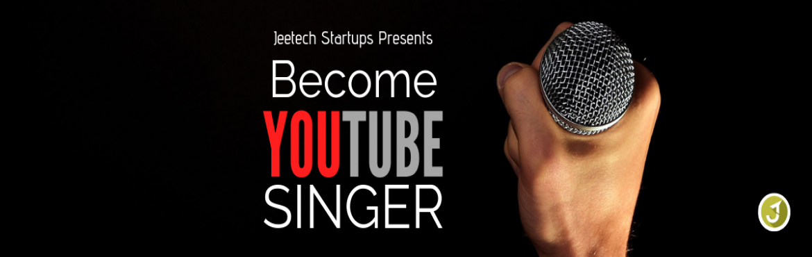 Book Online Tickets for Become YouTube singer - jeetech startups, Delhi.   If you are a YouTuber or singer this is the best place where you can start. in Jeetech Startups workshop, we are inviting some of the best YouTube singers to share with you their experience while working from beginner level. You will learn ho