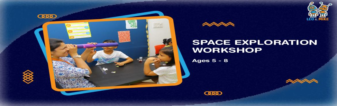 Book Online Tickets for Space Exploration Workshop for ages 5-8, Hyderabad. Understand how electricity and circuits work in the real world by building a working torch and electrifying a model home