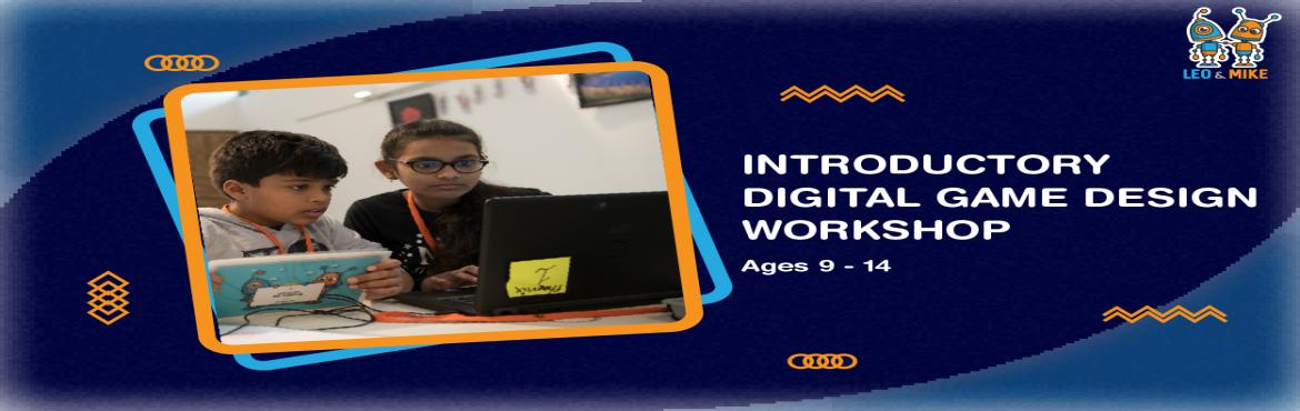 Book Online Tickets for Introductory Digital Game Design for age, Hyderabad. Learn what it takes to make a digital game, and make your own tiny games using Scratch programming