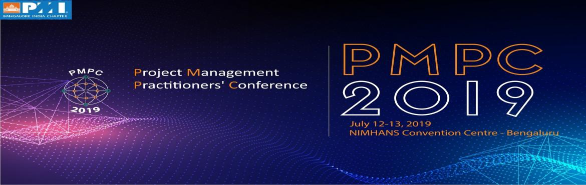 Book Online Tickets for Project Management Practitioners Confere, Bengaluru. PMI Bangalore India Chapter is proud to announce its 14th Annual Project Management Conference in Bengaluru. The focus of the conference this year will be \